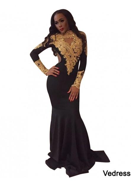 Vedress Mermaid Long Prom Evening Dress T801524703881