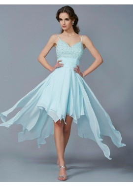 Vedress Short Homecoming Prom Evening Dress T801524710335