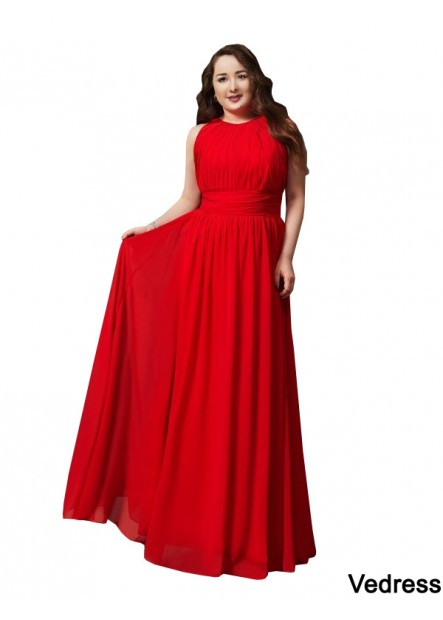 Vedress Sexy Plus Size Prom Evening Evening Dress T801524706303