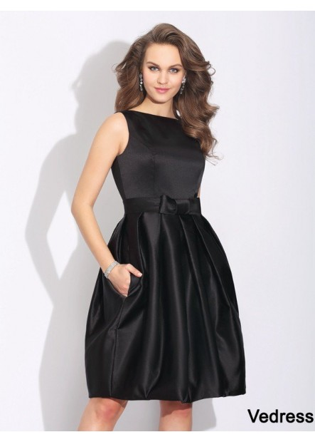 Vedress Sexy Short Homecoming Prom Evening Dress T801524710438