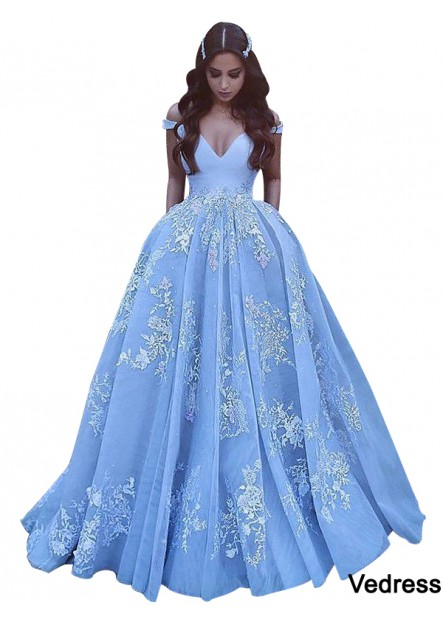 Vedress Long Prom Gown Online T801524639168
