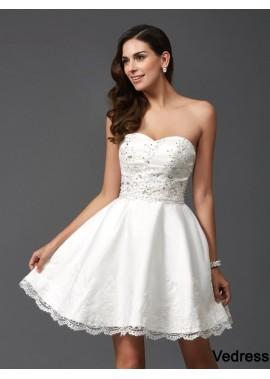 Vedress Short Wedding / Prom Evening Dress T801524710777