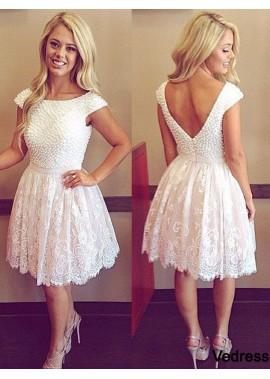 Vedress Short Homecoming Prom Evening Dress T801524710272
