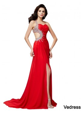 Vedress Mermaid Long Prom Evening Dress T801524706086