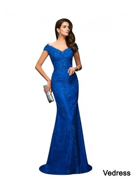 Vedress Mermaid Mother Of The Bride Evening Dress T801524704728