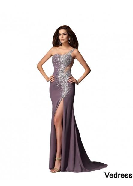 Vedress Sexy Mermaid Prom Evening Dress T801524705065