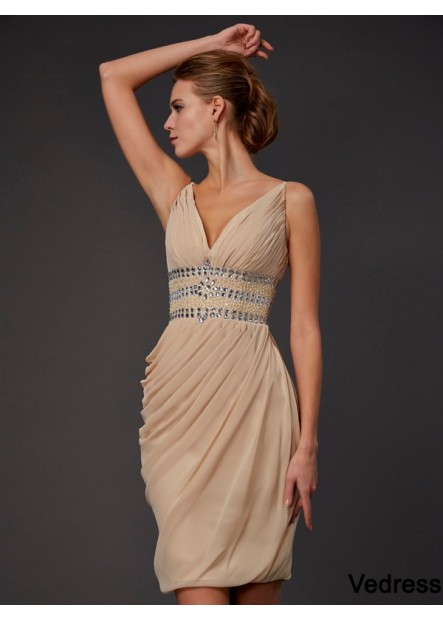 Vedress Short Homecoming Prom Evening Dress T801524710347