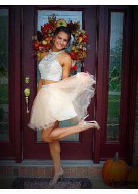 Vedress 2 Piece Short Homecoming Prom Evening Dress T801524710135