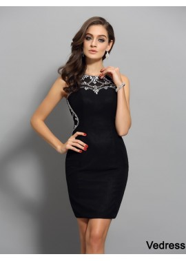 Vedress Sexy Short Homecoming Prom Evening Dress T801524709758