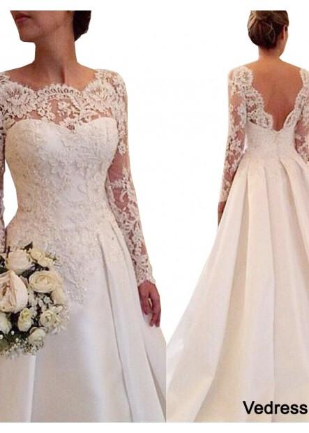 Vedress 2021 Lace Wedding Dress