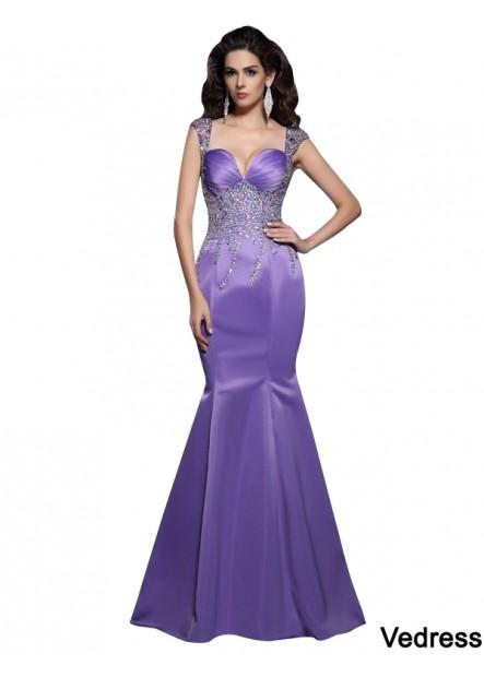 Vedress Sexy Mermaid Prom Evening Dress T801524705458