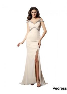Vedress Sexy Mermaid Prom Evening Dress T801524707617