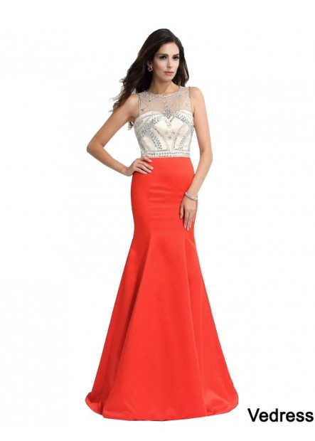 Vedress Sexy Mermaid Long Prom Evening Dress T801524707189
