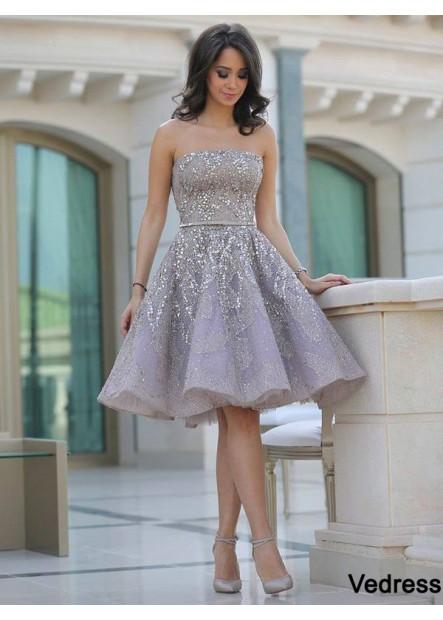 Vedress Short Homecoming Prom Evening Dress T801524710155