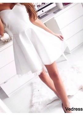 Vedress Short Homecoming Prom Evening Dress T801524710287