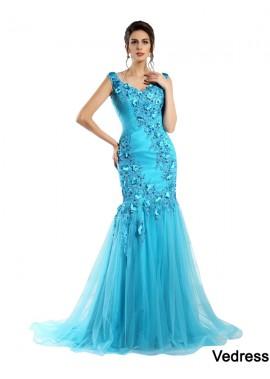 Vedress Sexy Mermaid Prom Evening Dress T801524706613