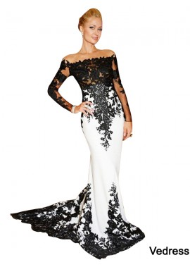Vedress Mermaid Long Prom Evening Dress T801524704054