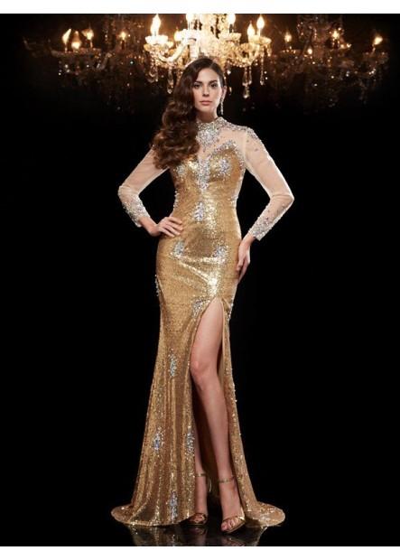 Vedress Sexy Mermaid Prom Evening Dress T801524711498