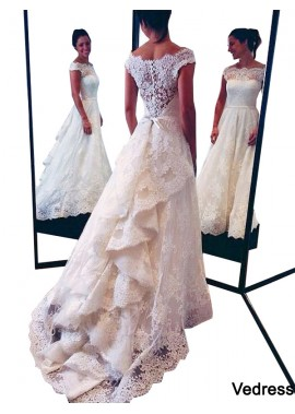 Vedress 2020 Beach Lace Wedding Dresses T801524714681