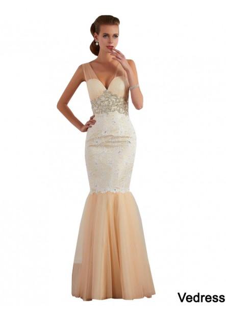 Vedress Mermaid Long Prom Evening Dress T801524705442