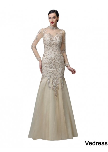 Vedress Sexy Mermaid Prom Evening Dress T801524704122