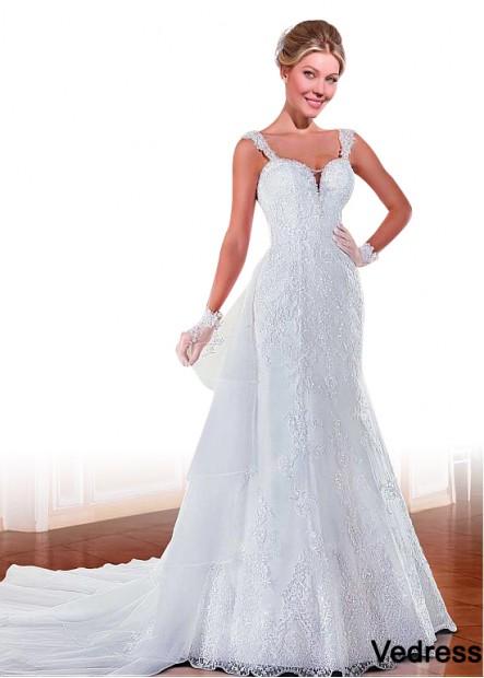 Vedress Lace Wedding Dress T801525388037