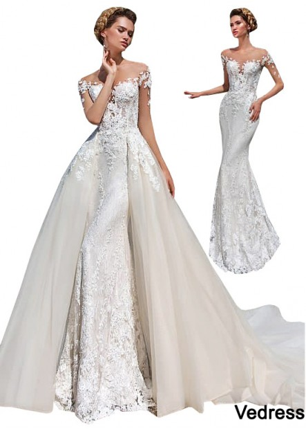 Vedress Lace Wedding Dress T801525337010