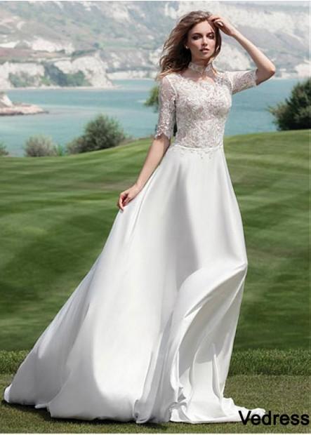 Vedress Beach Wedding Dresses T801525332647