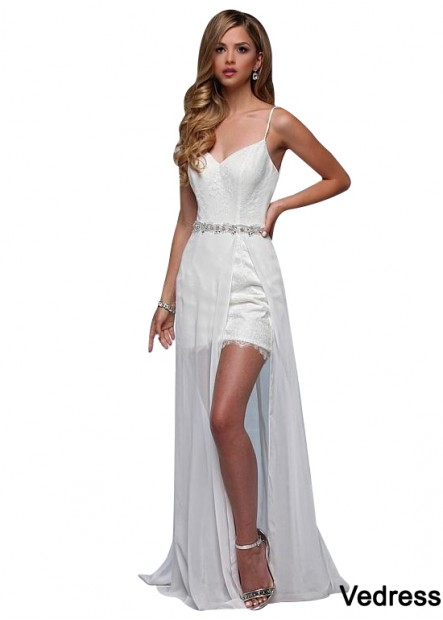 Vedress Short Wedding Dress T801525331216