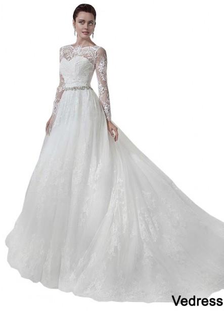 Vedress Wedding Dress T801525336143