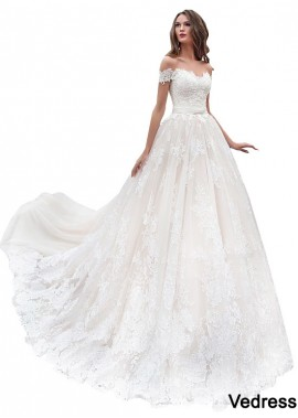 Vedress Cheap Wedding Gown
