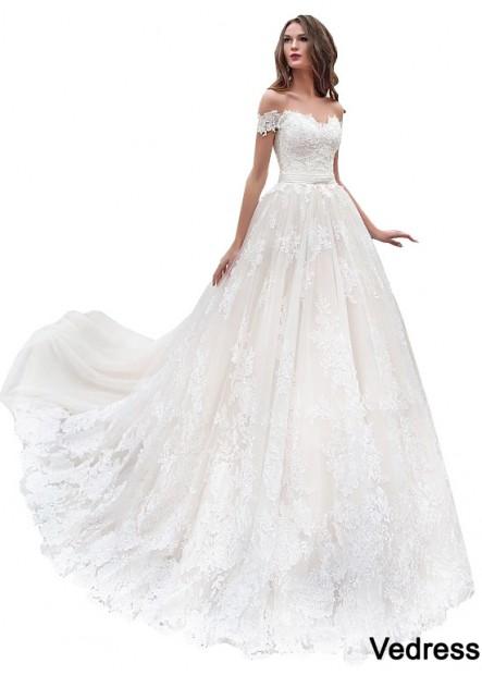 Vedress Cheap Wedding Gown