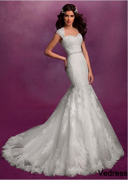 Vedress Lace Wedding Dress T801525337868