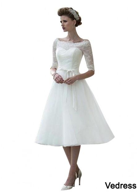Vedress Short Wedding Dress T801525334947