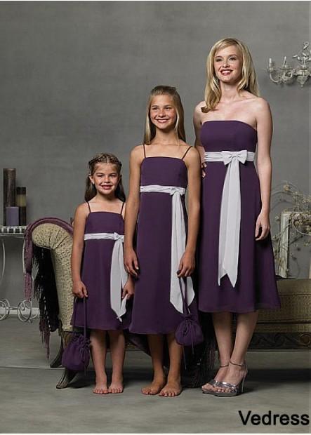 Vedress Bridesmaid Dress T801525354449