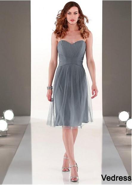 Vedress Bridesmaid Dress T801525354499