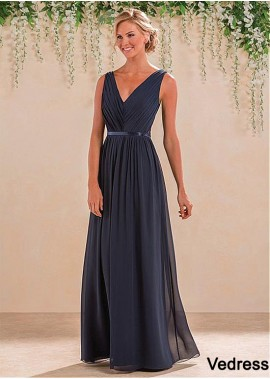Vedress Bridesmaid Dress T801525354022