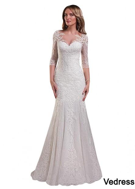 Vedress Beach Wedding Dresses T801525317959
