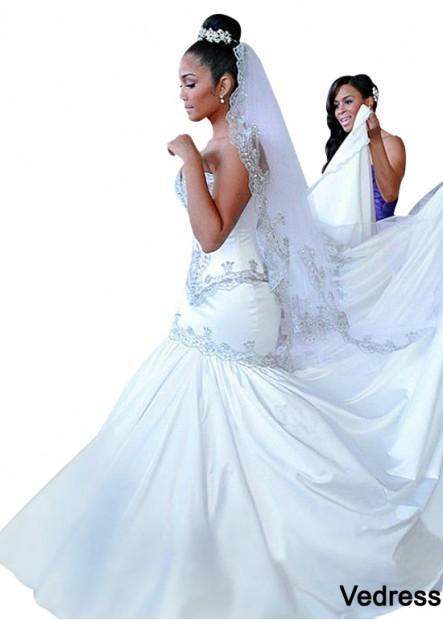 Vedress Plus Size Wedding Dress T801525317943
