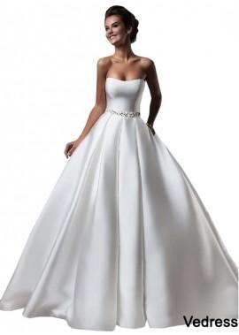 Vedress Beach Wedding Ball Gowns T801525332724