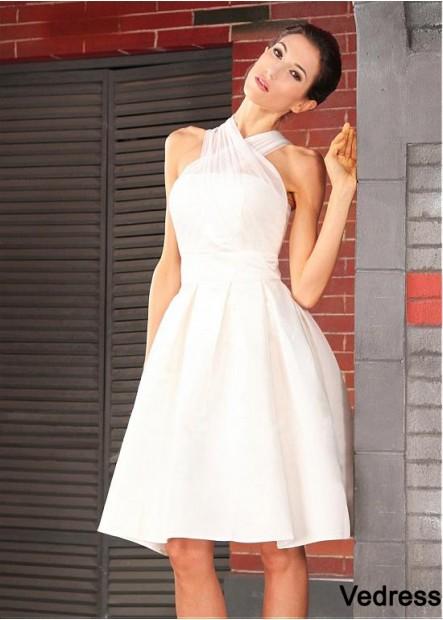 Vedress Short Wedding Dress T801525325163