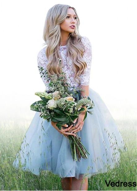 Vedress Beach Short Wedding Dresses T801525320210