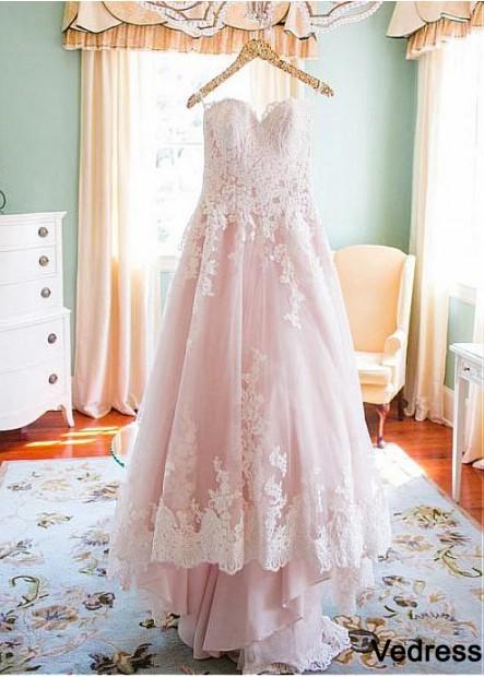 Vedress Lace Wedding Dress T801525387667