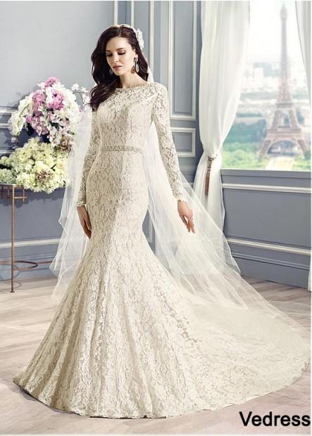 Vedress Lace Wedding Dress T801525384511