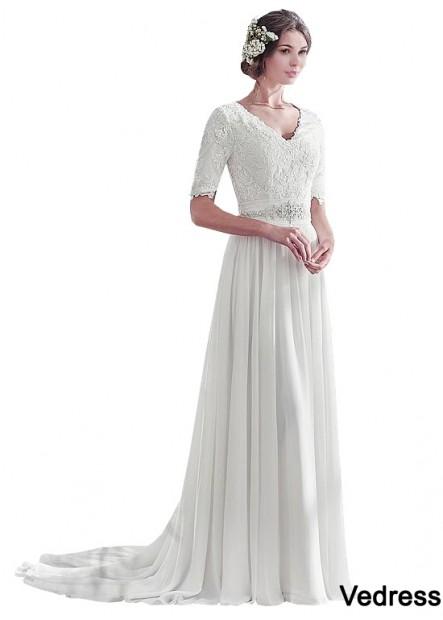 Vedress Beach Wedding Dresses T801525317367