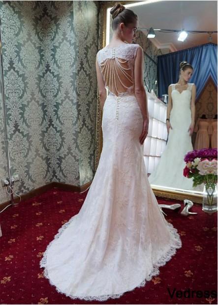 Vedress Lace Wedding Dress T801525383322