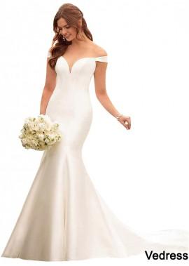 Vedress Plus Size Wedding Dress T801525335827