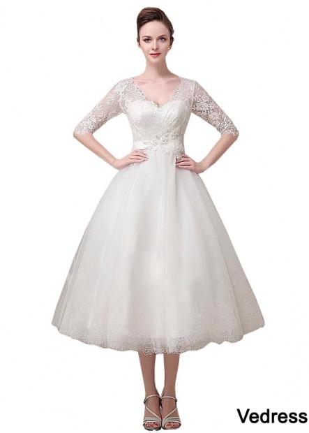 Vedress Short Wedding Dress T801525331556