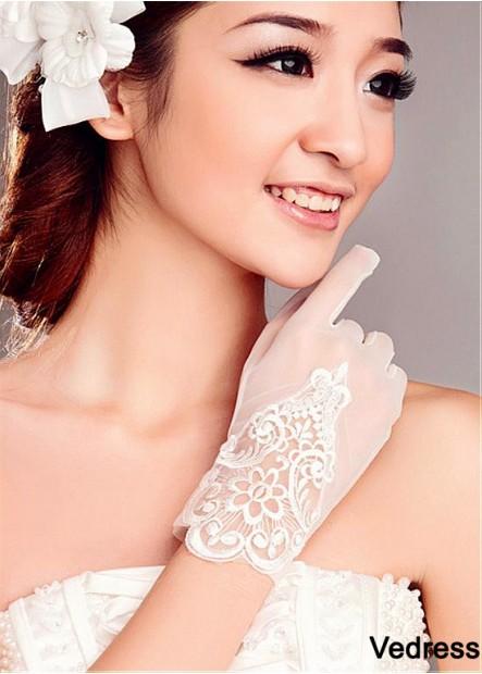 Vedress Wedding Gloves T801525382058