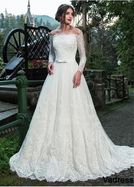 Vedress Wedding Dress T801525332652